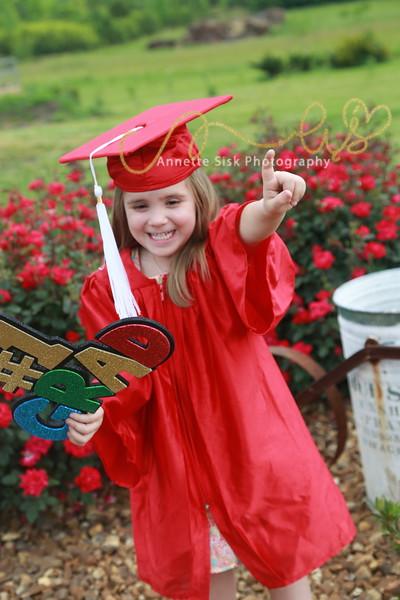Emma - Graduation from Pre-K
