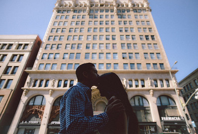 Engaged | Michelle and Brandon