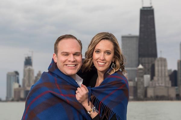 Abigail + Jake in Chicago