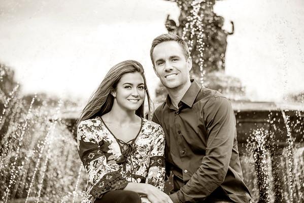 Ben and Alina Engagements