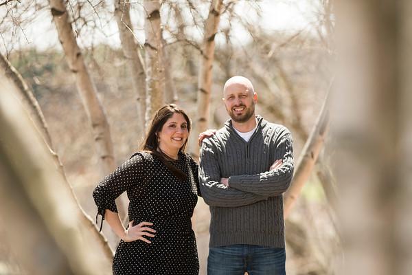 Chrissy & Brian