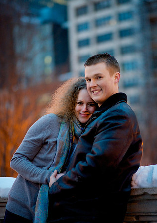 Geoff & Mary Beth's Engagement Portrait