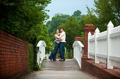 Anna and Matt Engaged-1