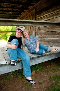 Ashley and Mack Engaged-123