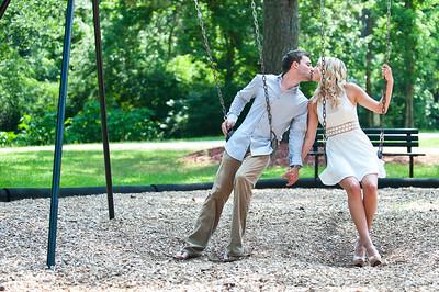 Ashley and Matt Engaged-3