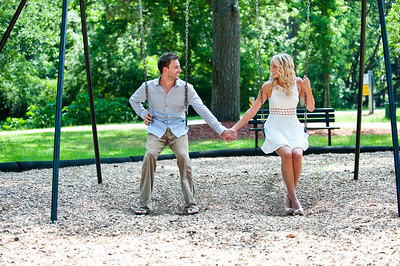 Ashley and Matt Engaged-2