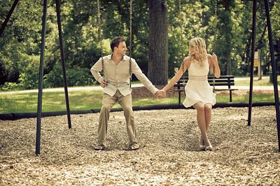 Ashley and Matt Engaged-200