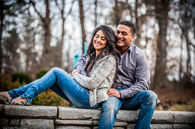Athir and Sarah Engage-23
