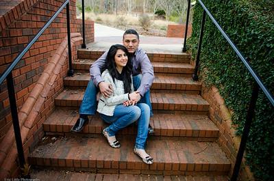 Athir and Sarah Engage-24