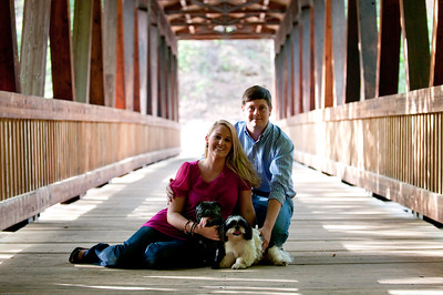 Casey & Brett Engaged-1