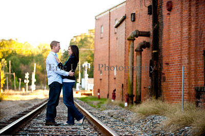 Kristina and Kyle Engagement Session-2