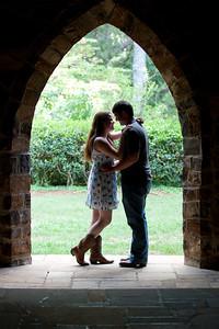 Elizabeth and Matt Engaged-3