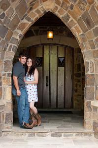Elizabeth and Matt Engaged-1