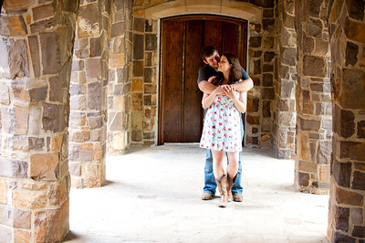 Elizabeth and Matt Engaged-9