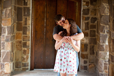 Elizabeth and Matt Engaged-10