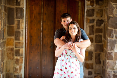 Elizabeth and Matt Engaged-11