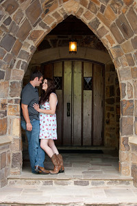 Elizabeth and Matt Engaged-2