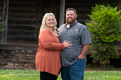 Megan and Josh Engagement-1