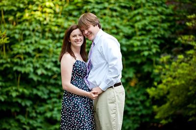 Melanie and Jeff Engaged-3