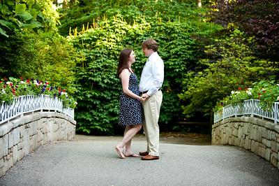 Melanie and Jeff Engaged-1