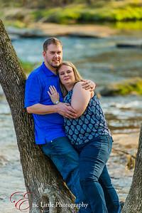 Michael and Kim Engage-27