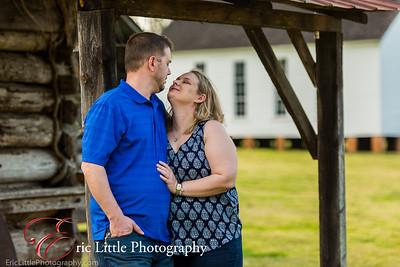 Michael and Kim Engage-50