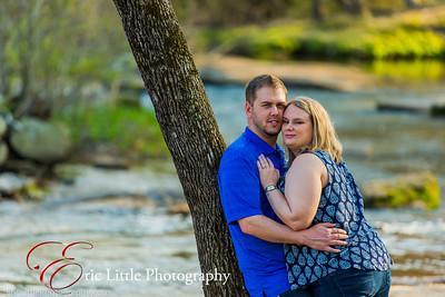 Michael and Kim Engage-25