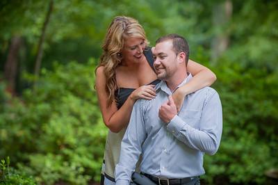 Deidre and Steve Engaged-4