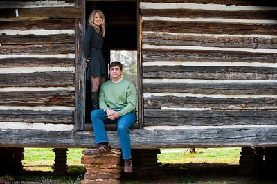 Susan and Mark Engaged-2