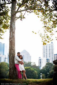 Vanessa and Joshua Engage-43