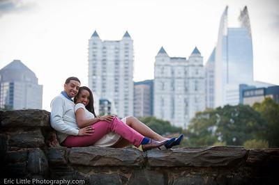 Vanessa and Joshua Engage-47