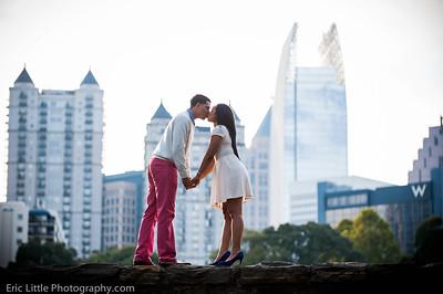 Vanessa and Joshua Engage-50