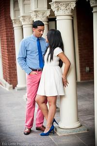 Vanessa and Joshua Engage-4