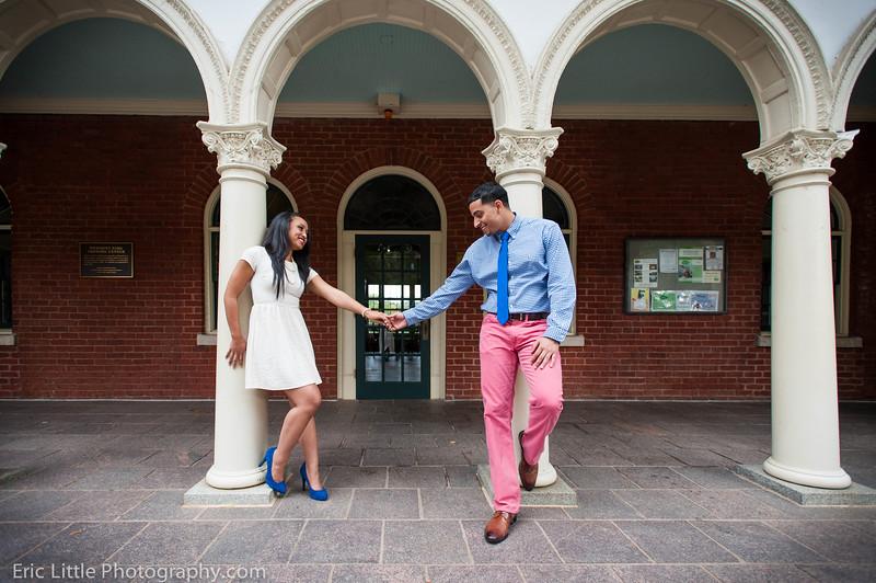 Vanessa and Joshua Engage-12