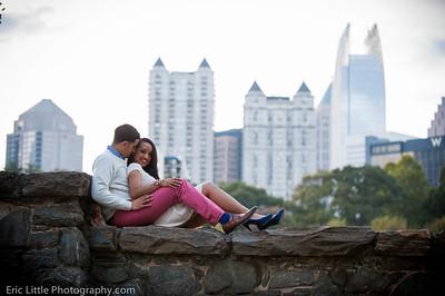 Vanessa and Joshua Engage-46