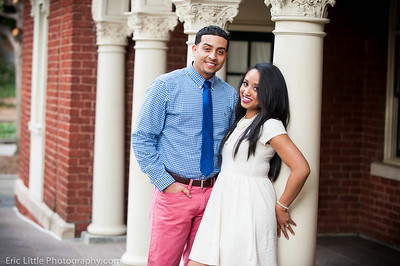 Vanessa and Joshua Engage-7