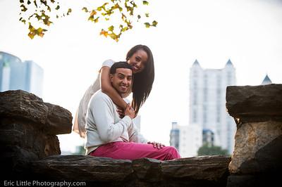 Vanessa and Joshua Engage-45