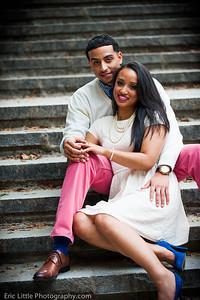 Vanessa and Joshua Engage-29