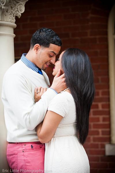 Vanessa and Joshua Engage-17