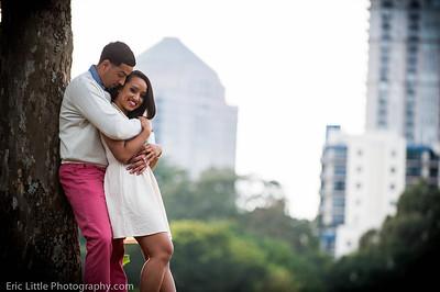 Vanessa and Joshua Engage-41