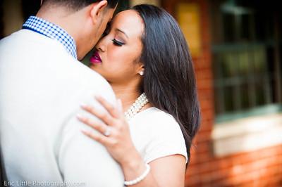 Vanessa and Joshua Engage-22
