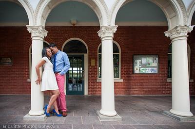 Vanessa and Joshua Engage-11