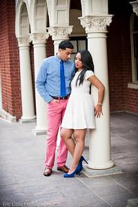Vanessa and Joshua Engage-8