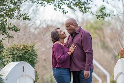 Wayne and Ethel Engaged-10