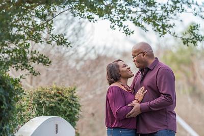Wayne and Ethel Engaged-7