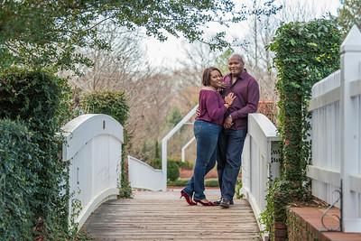 Wayne and Ethel Engaged-16