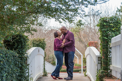 Wayne and Ethel Engaged-9