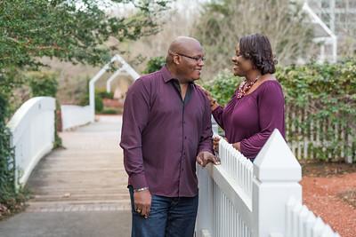 Wayne and Ethel Engaged-22