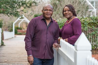 Wayne and Ethel Engaged-20