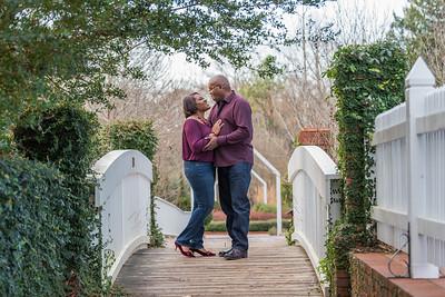 Wayne and Ethel Engaged-6